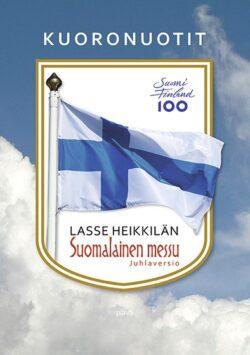Suomalainen messu kuoronuotit Lasse Heikkilä