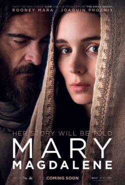 Mary Magdalene 2018 elokuva