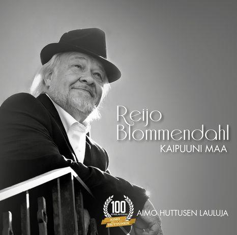 Reijo Blommendahl - Kaipuuni maa CD