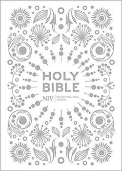 Holy Bible NIV White Pocket