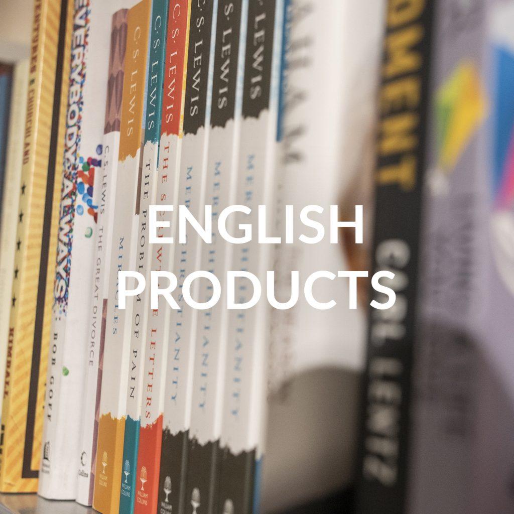 Karismakirja English Christian Books 2