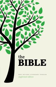 The Bible NRSV Anglicized edition