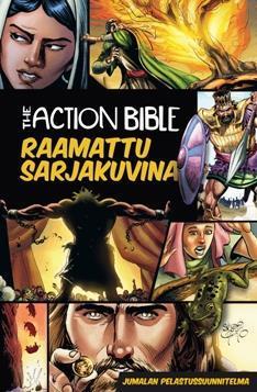 Action Bible Raamattu sarjakuvina