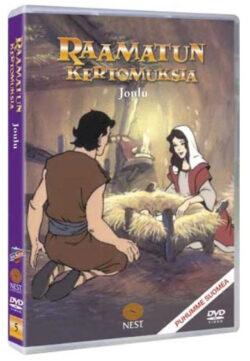 Raamatun kertomuksia joulu DVD