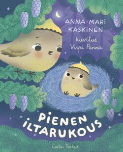 Pienen iltarukous Anna-Mari Kaskinen, Virpi Penna
