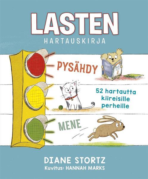 Lasten hartauskirja Diane Stortz
